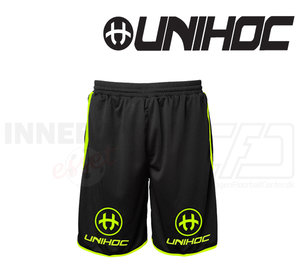 UNIHOC Shorts Dominate Neon Yellow