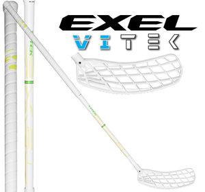 EXEL Vitek 2.6 white 2-pack