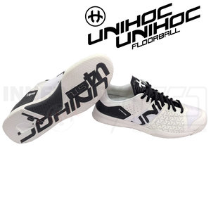 Unihoc U4 STL LowCut Men white/black