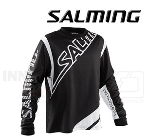 Salming Goalie Jersey Phoenix - Black / White
