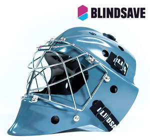 Blindsave Goalie Mask grey