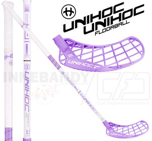 UNIHOC Epic Composite 29 white/purple