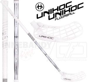 UNIHOC Epic Edge Curve 1.0º 29 white / silver
