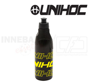 Unihoc Water Bottle black 0.5L