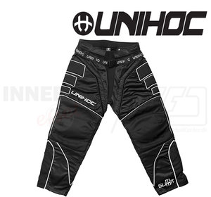Unihoc Summit Goalie Pants Black