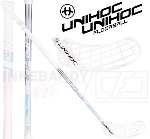 UNIHOC Sonic Super Top Light 26 white / silver