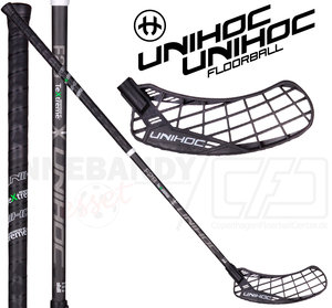 UNIHOC Epic TeXtreme Feather light 29 black