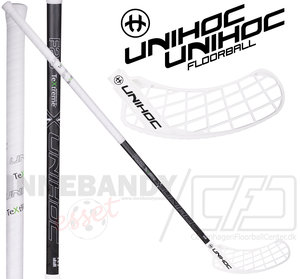 UNIHOC Sonic Textreme Feather Light 26 white / black
