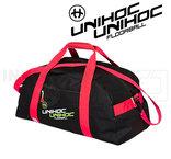 Unihoc Sportsbag Crimson Line small