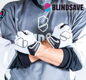 Blindsave Goalie Gloves white