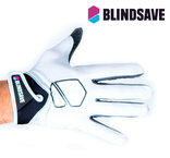 Blindsave Goalie Gloves white