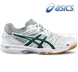 Asics Gel Rocket 7 white