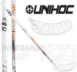 UNIHOC Player Super Top Light 26 white