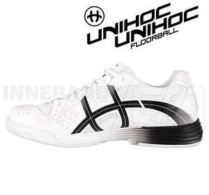 Unihoc U3 Elite Men white/black