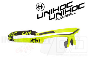 Unihoc Eyewear Energy Junior neon yellow / black