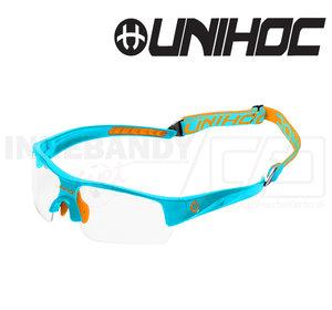Unihoc Eyewear Victory Kids bisbee blue