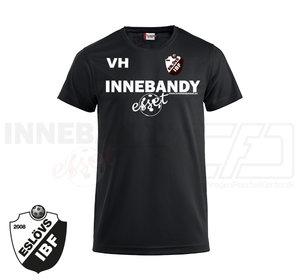 Eslövs IBF - Innebandyesset Functionströjor - black