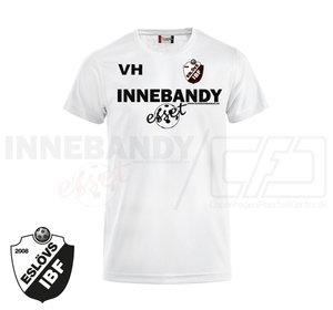 Eslövs IBF - Innebandyesset Functionströjor - white