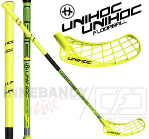 UNIHOC Epic Super Top Light 26 neon yellow
