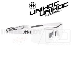 Unihoc Eyewear Energy Junior white / black