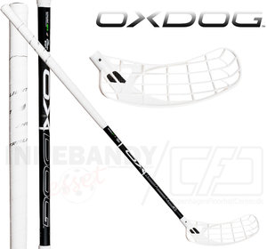 OXDOG Ultralight HES 27 White
