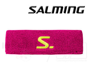 SALMING Knitted Headband Azalea Pink