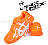 Unihoc U3 Junior orange / white