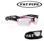 Fat Pipe Protective Eyewear Set JR black/pink
