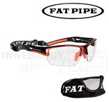 Fat Pipe Protective Eyewear Set JR black/orange