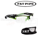 Fat Pipe Protective Eyewear Set JR black/green