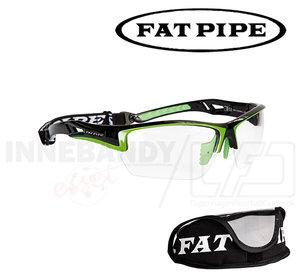 Fat Pipe Protective Eyewear Set JR black/green
