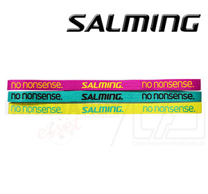 SALMING Hairband 3-pack pink/green/yellow