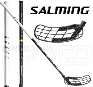 SALMING Q1 Carbon X 27 gunmetal