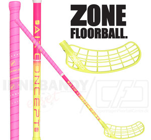 Zone Supreme Air Curve 1.5° 31 pink/yellow