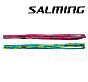 SALMING Hairband Twin 2-pack azalea pink/ceramic green