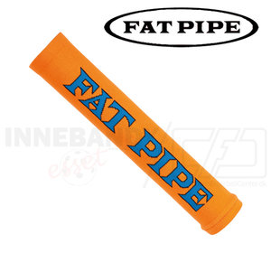 Fat Pipe Wristband Shot XL orange