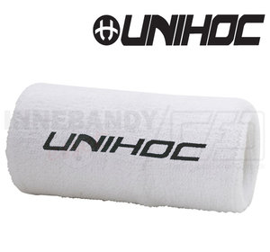 Unihoc Wristband Single White