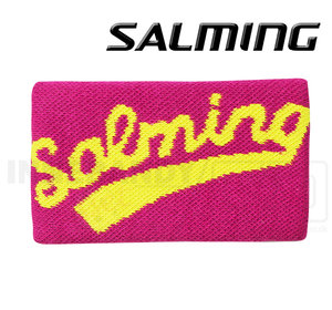 Salming Wristband Long pink