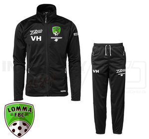 Lomma FBC - ZONE Tracksuit Gamechanger