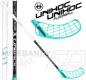 UNIHOC Replayer TeXtreme Feather light 26 turquoise