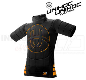 Unihoc Goalie T-shirt Optima Black