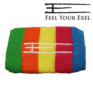 Exel Wristband E multicolor