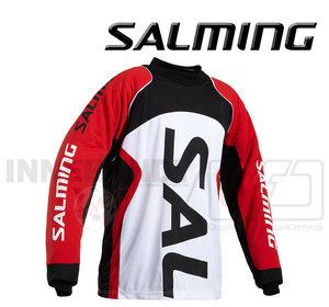Salming Cross Goalie Jersey - Red