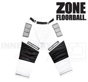 Zone Monster Goalie Pants white/black
