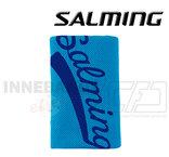 Salming Wristband Retro cyan blue