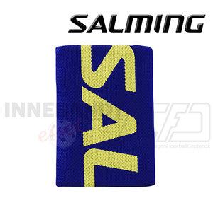 Salming Wristband Logo cobalt blue