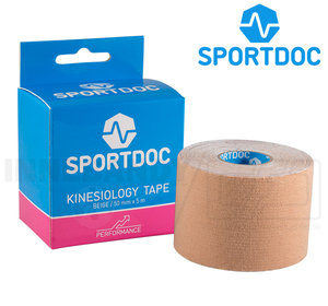 Kinesiology Tape Beige
