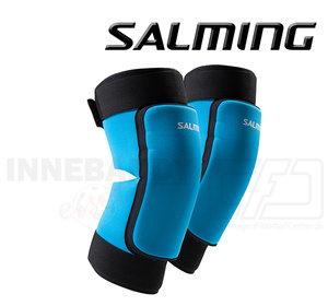 Salming Goalie Kneepads Core cyan blue