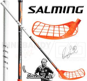 SALMING Q2 KickZone TipCurve 3º 35 Rasmus Sundstedt edt.