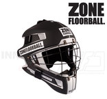 Zone Goalie Mask MONSTER SQUARE CAGE black